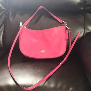 Coach handbag/crossbody purse